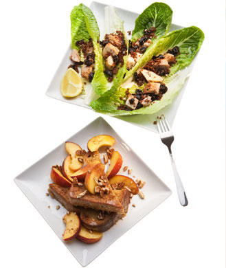One-Week Mix-and-Match Meal Plan for Weight Loss