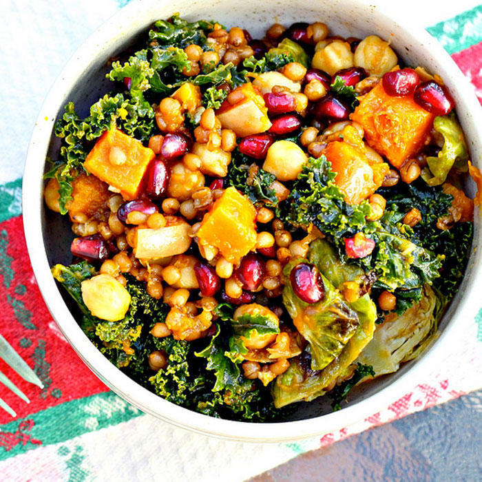 The 20 Best Winter Salads to Warm (and Fill) You Up