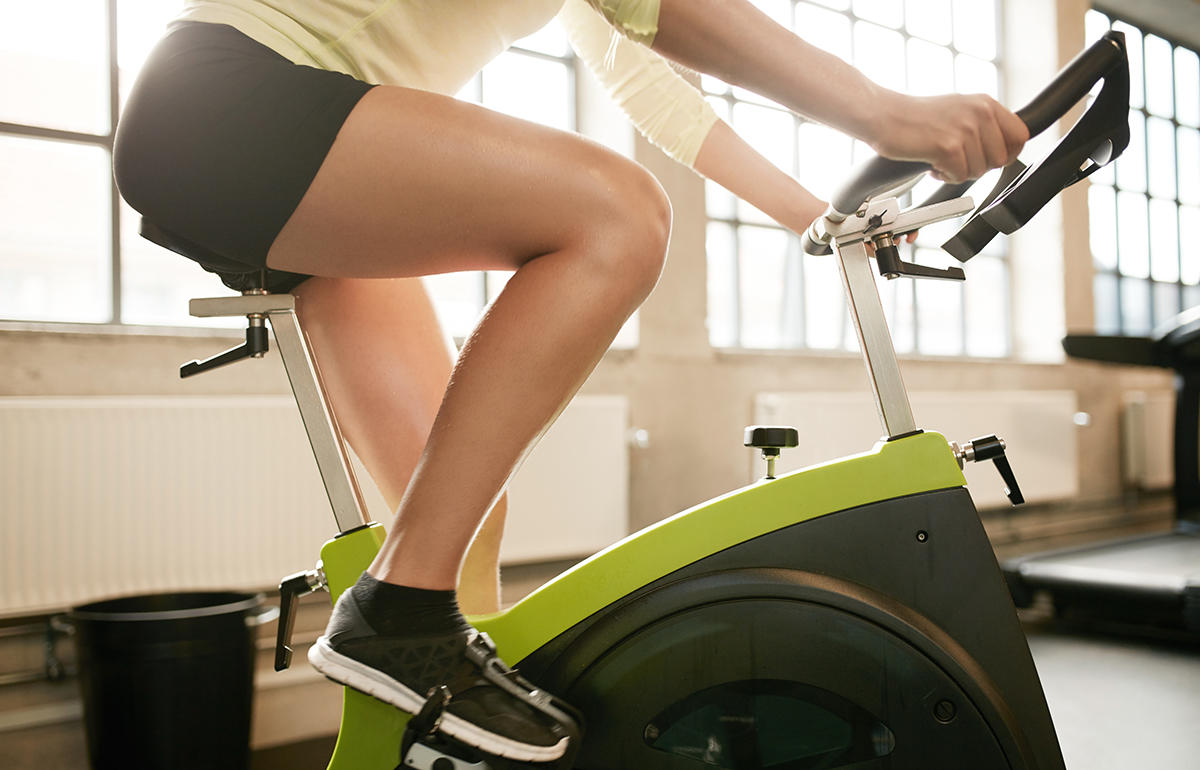 Does Spinning Make Your Butt Hurt?