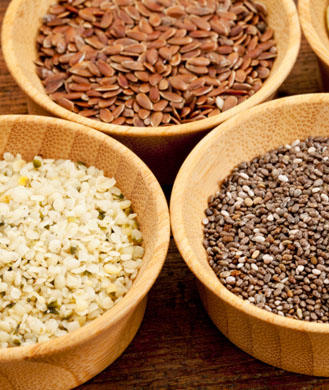Ask the Diet Doctor: Should I Eat Flaxseeds, Chia Seeds, and Hemp Seeds?