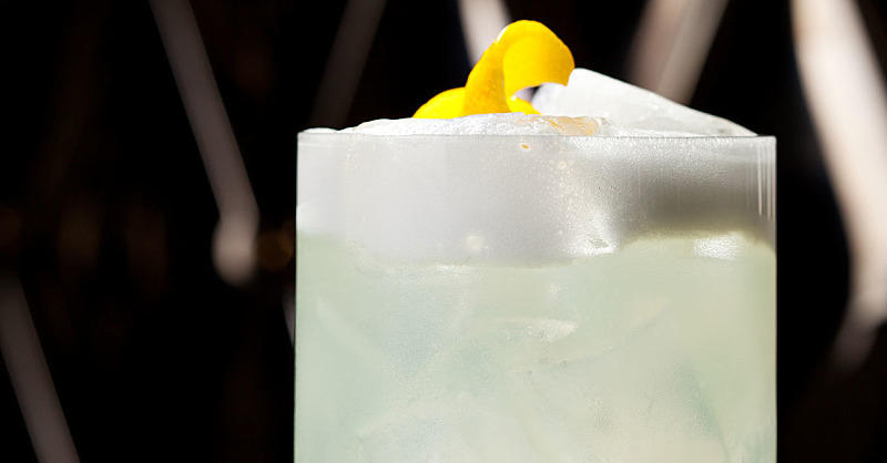 This Healthy Egg White Cocktail Recipe Will Make You Look Like a Master Mixologist