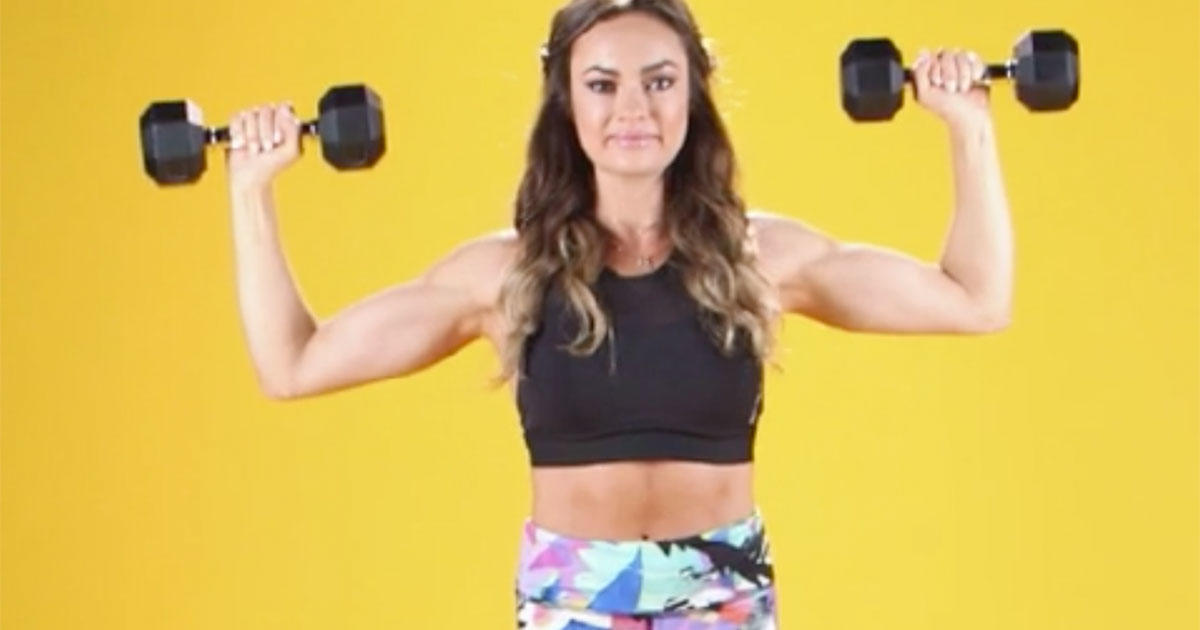 Steal These Strength Moves from Star Trainer Emily Skye