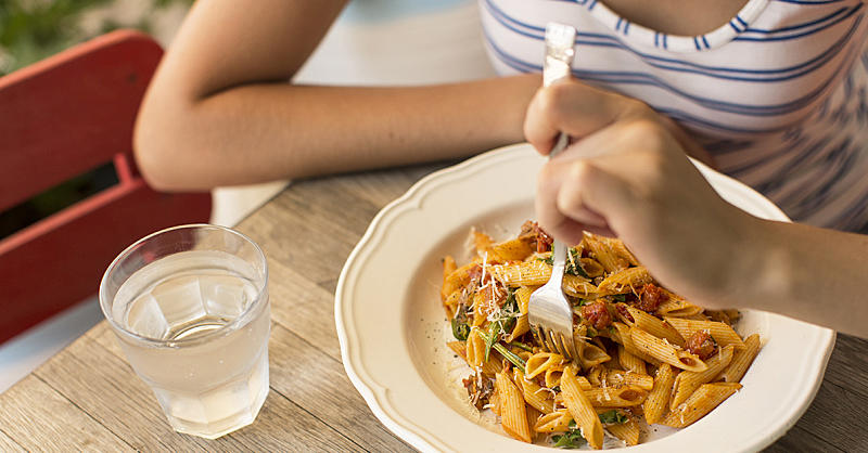 Is Pasta the New