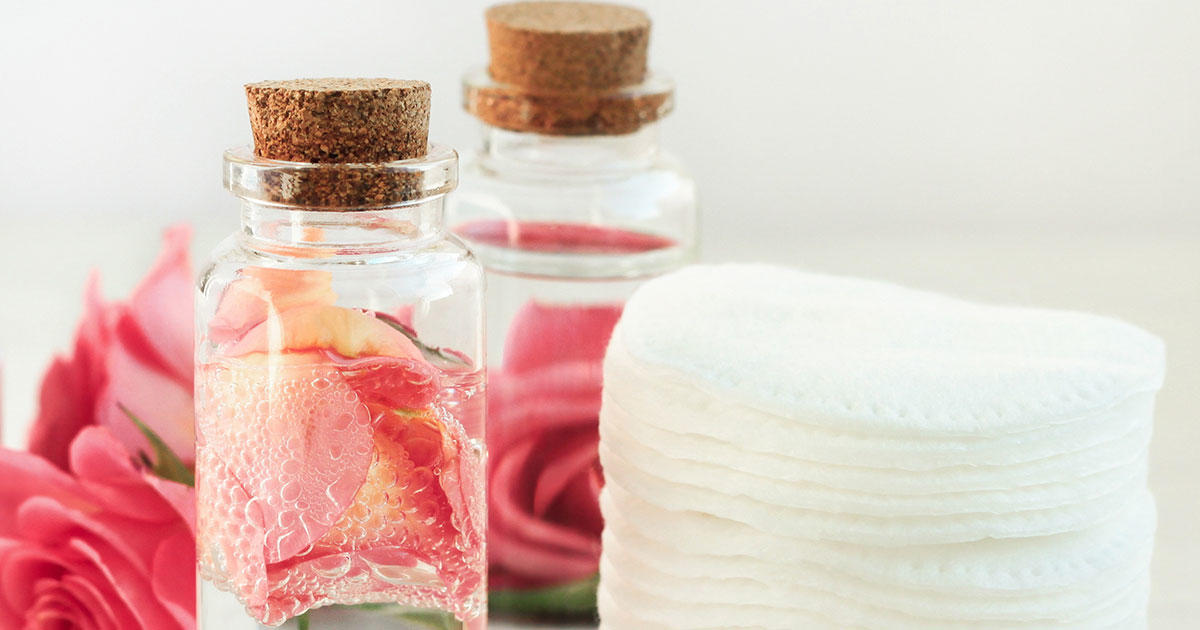This DIY Rosewater Will Amp Up Your Beauty Routine