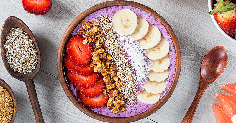 Are Açaí Bowls Really Healthy?