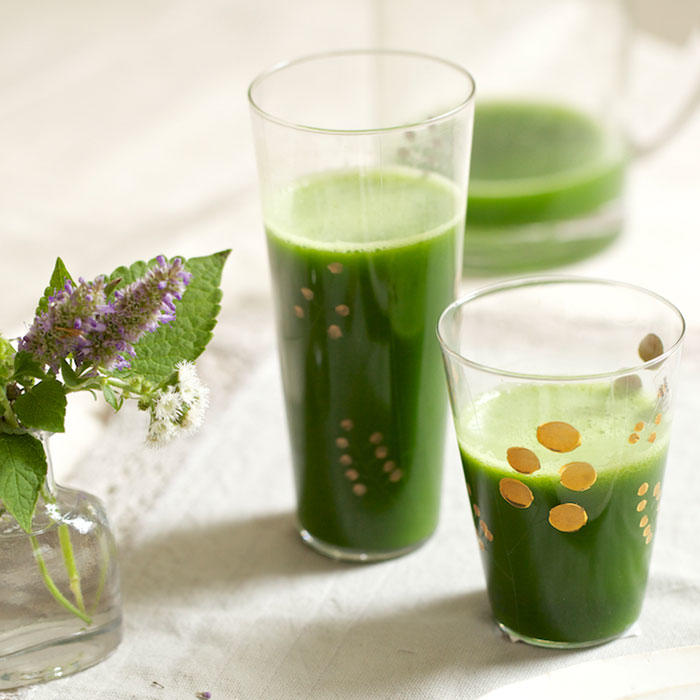 Rejuvenate Your Body with This Energizing Green Juice