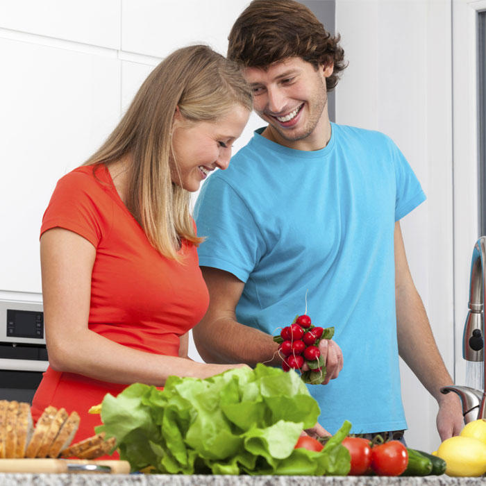 9 Ways to Help Your Guy Eat Healthier