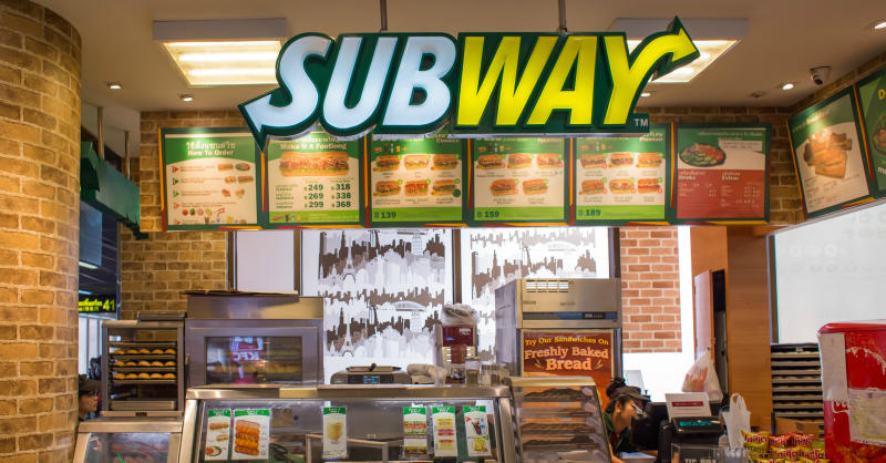 DNA Testing Finds That Subway Chicken Is Half Chicken and Half Something Else