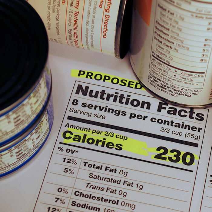 Calories on Your Food Label Could Be Off By 25 Percent!