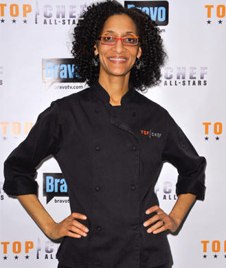 Top Chef Alum Carla Hall Shares Her Favorite Healthy Meals for Summer