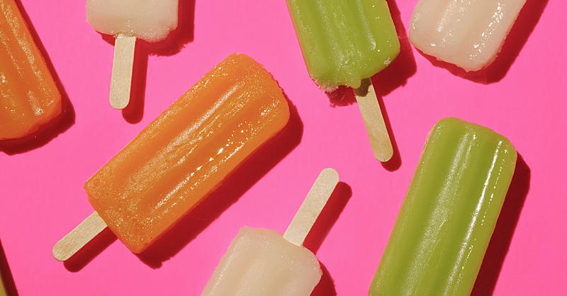 Healthy Smoothie Popsicle Recipes That Taste Just Like Summer