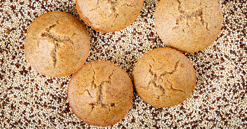 The Protein Quinoa Muffin Recipe to Amp Up Your Breakfast
