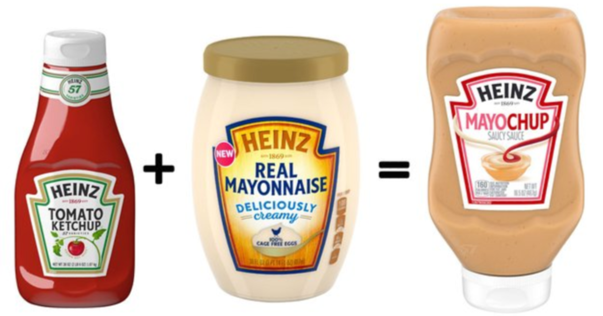 Mayochup Combines Two of Your Favorite Condiments Into One Bottle