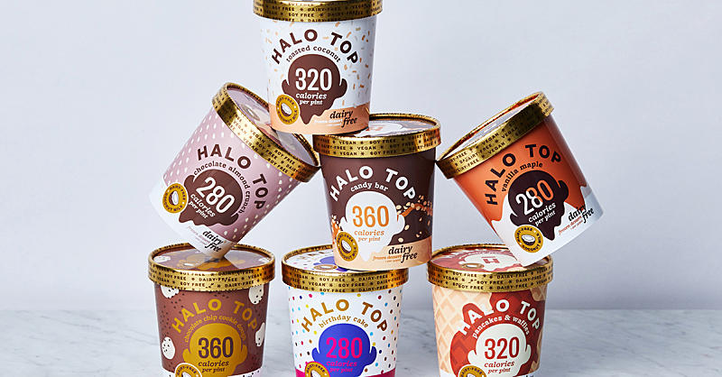 Halo Top Just Added 7 More Dairy-Free Flavors
