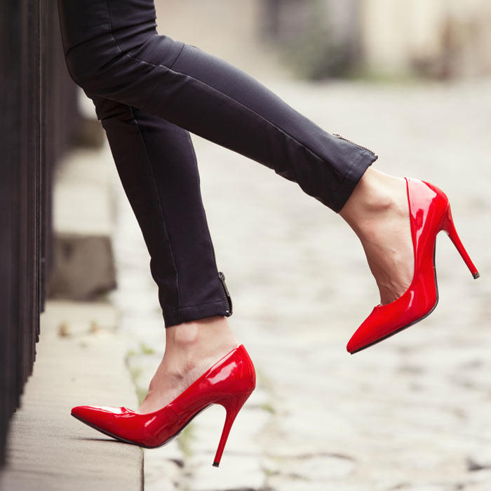 How to Relieve Foot Pain After a Night of High Heels