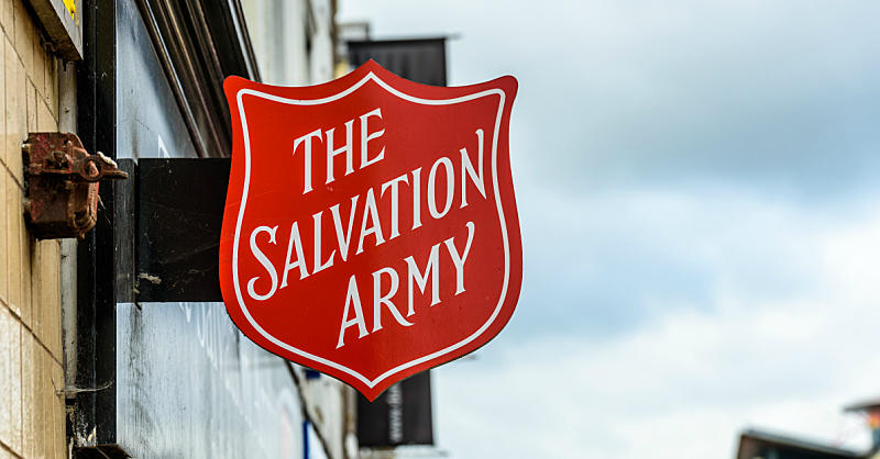 The Salvation Army Will Start Selling Groceries to Low-Income Families