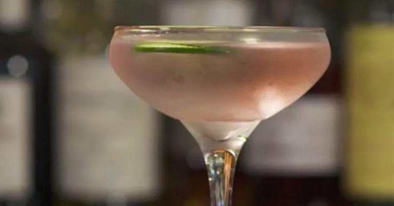 The Martini Recipe That Uses Coconut Water In the Most Brilliantly Healthy Way