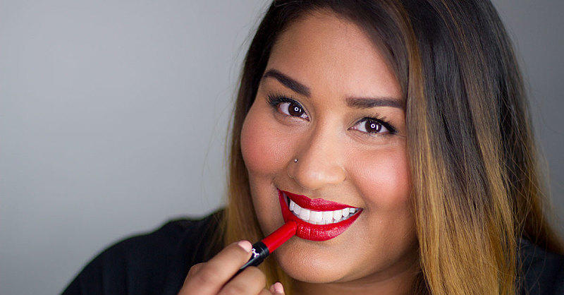 Brilliant Red Lipstick Beauty Hacks to Add to Your Morning Routine