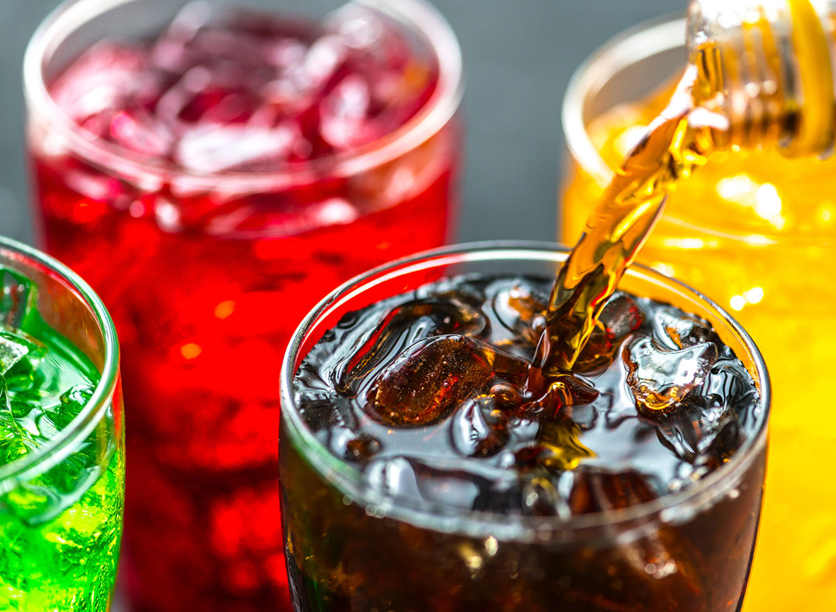 Drinking Sugary Drinks Can Increase Your Risk of Death By Over 20 Percent, Says a New Study