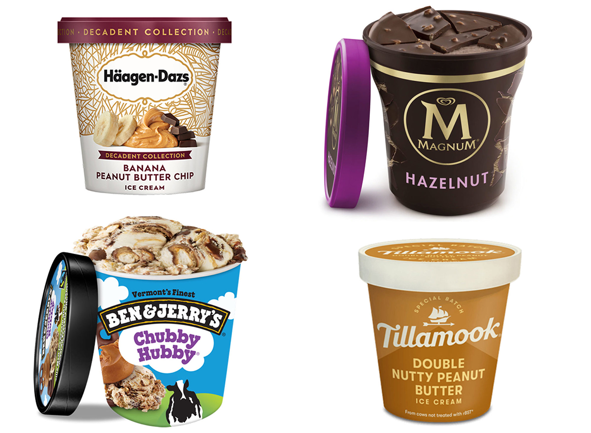 The Unhealthiest Ice Cream Pints in America—Ranked!