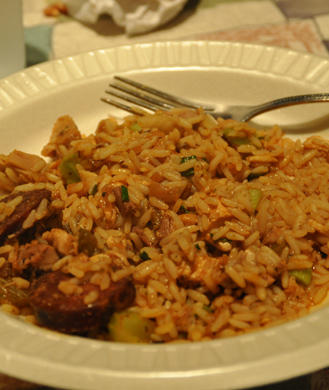 Louisiana-Style Jambalaya Recipe from the New Orleans School of Cooking