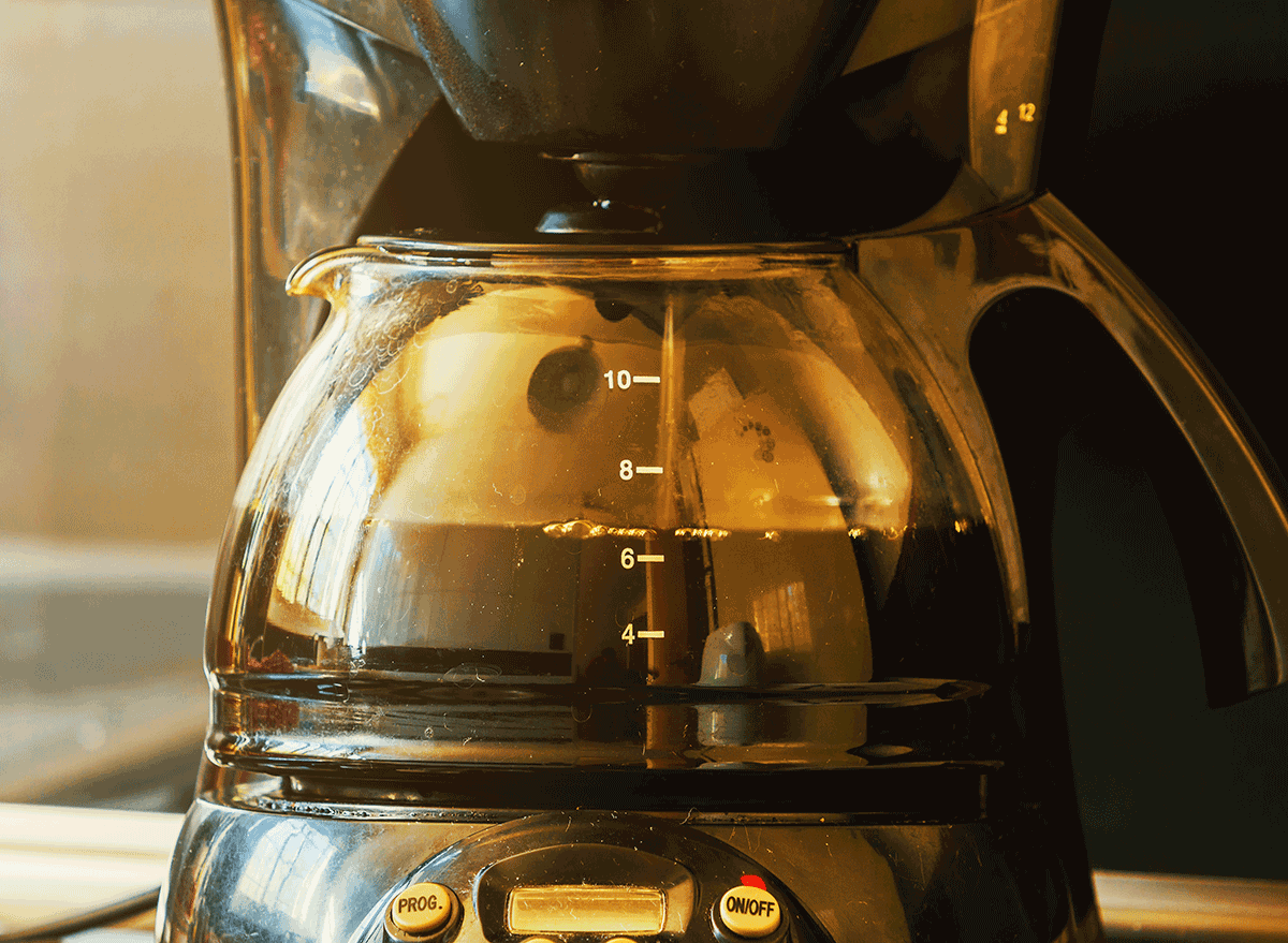 11 Mistakes You're Making With Your Coffee Pot