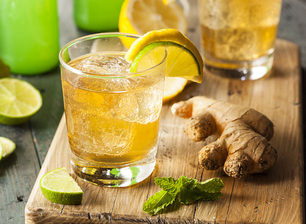 Can Ginger Ale Really Help Cure Your Stomachache?