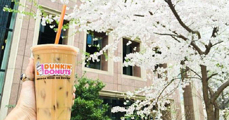 Dunkin' Donuts Is Ditching the Coffee Coolatta for a New Frozen Drink