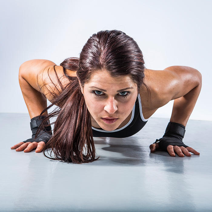 8 Ways to Pump Up Your Pushups