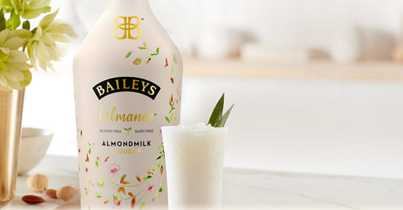 Baileys Launched a New Vegan, Gluten-Free Liqueur Made with Almond Milk