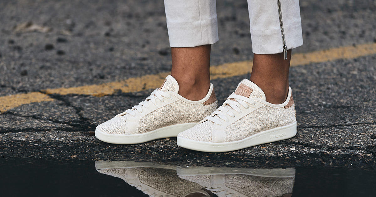 Reebok Just Released Super Sustainable New Sneakers Made from Corn