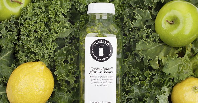 Sugarfina and Pressed Juicery Have Teamed Up to Make