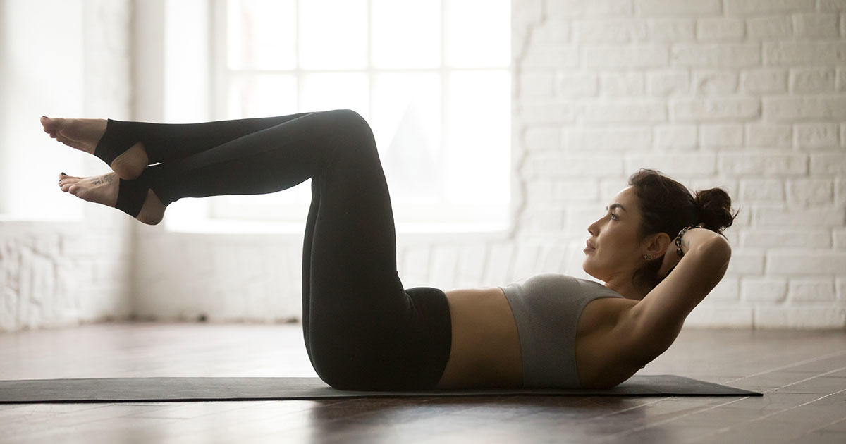 The 8 Best Exercises for Lower Abs