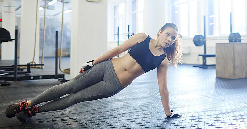 This Cardio-Ab Workout Is No Joke