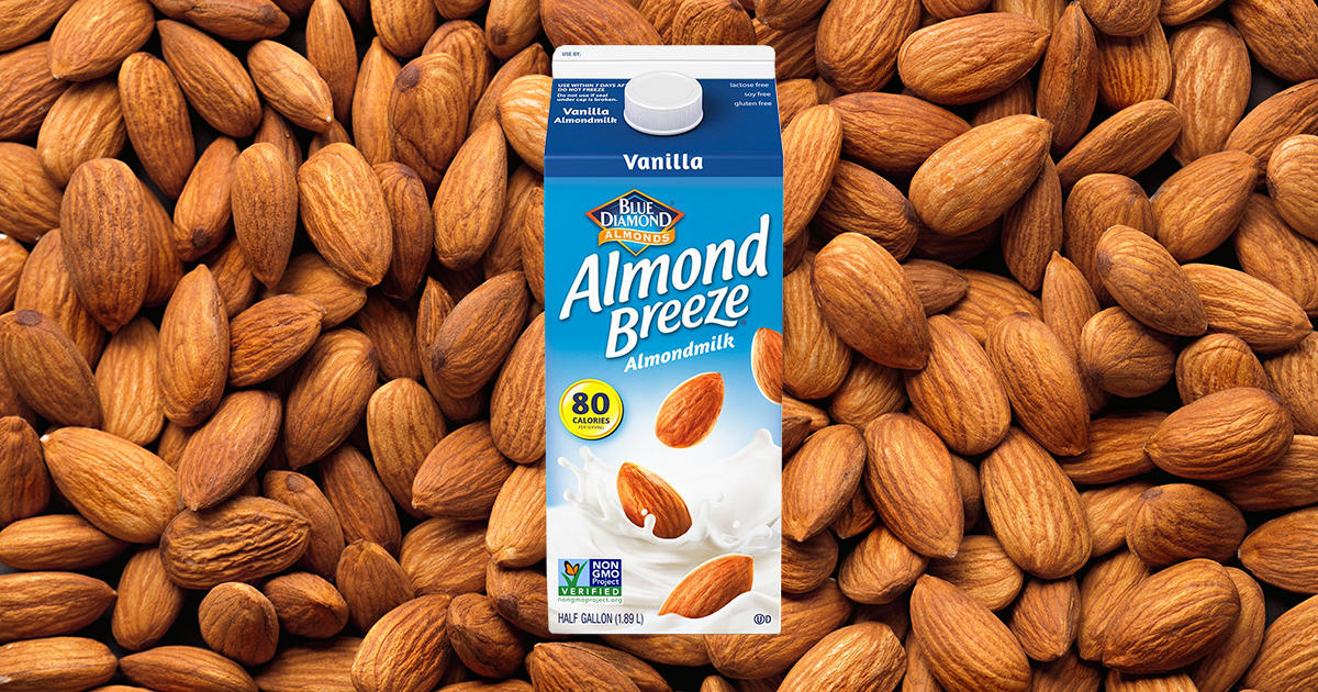 Vanilla Almond Breeze Recalled for Possibly Containing Actual Milk