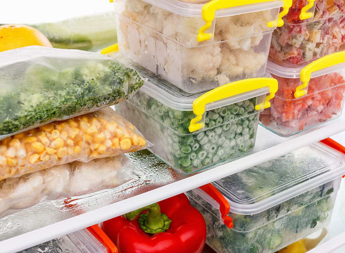 10 Signs It's Time to Toss Your Frozen Food