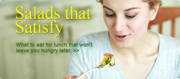 Salad Recipes that Keep You Satisfied