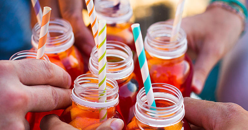 Cheers to Labor Day Weekend with This Healthy Rum Cocktail
