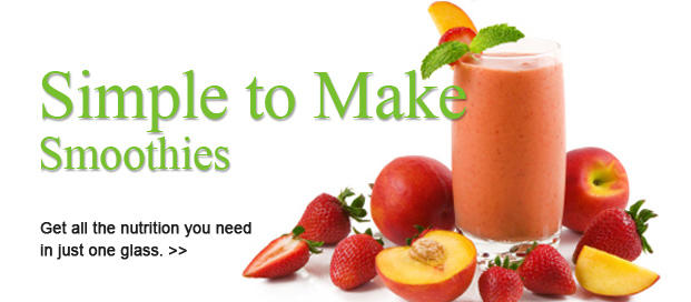 Simple-to-Make Smoothies