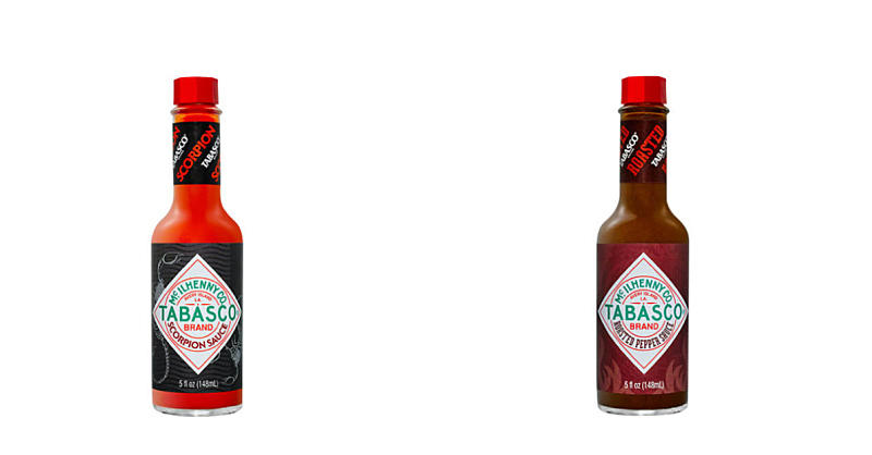 Tabasco Releases Two New Hot Sauces for a Limited Time Only