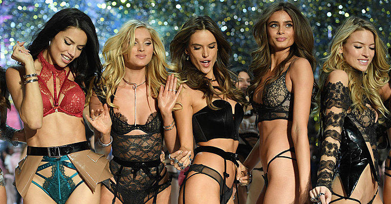 What's Missing from Victoria's Secret's 'Sexy List'