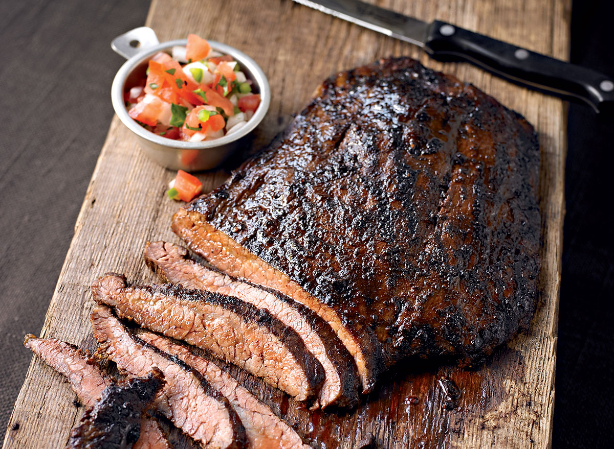 A Coffee-Rubbed Steak Recipe Ready In Minutes