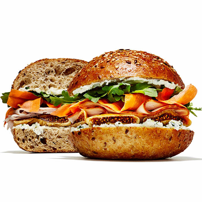 Healthy Food Swaps to Slim Down Your Sandwich