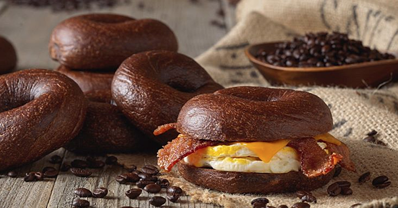 Caffeinated Bagels Are Here to Make Your Mornings a Whole Lot Easier