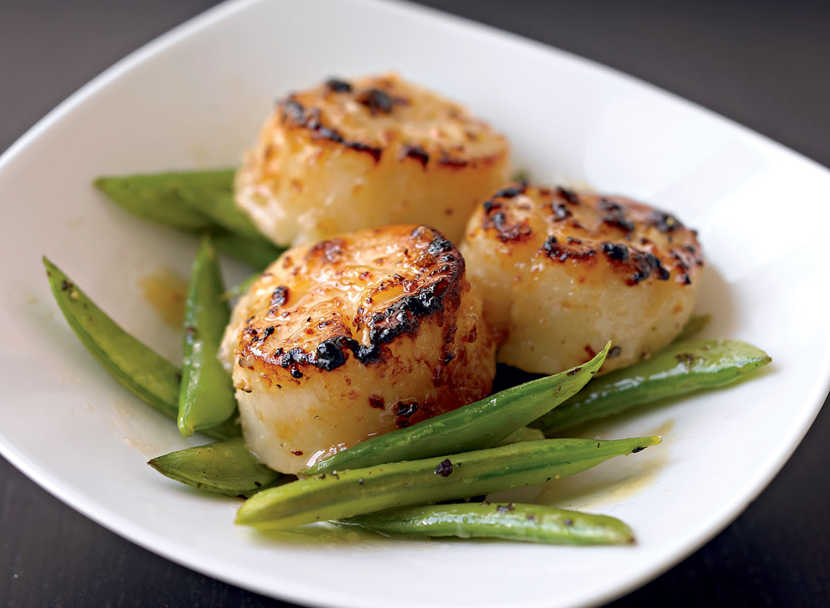 A Flavorful Miso-Glazed Scallops Recipe