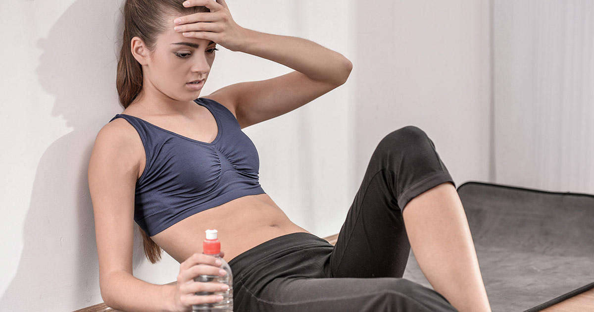 Why You Feel Like Throwing Up During HIIT Class