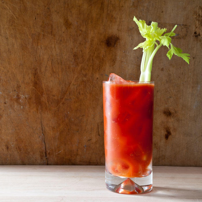 'You Ate It? Negate It!': Bloody Mary Video