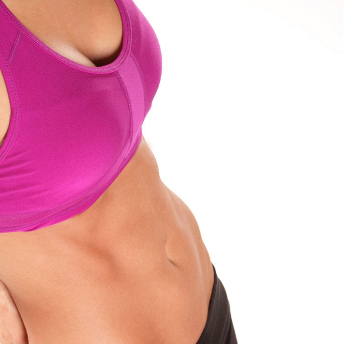 7-Minute Workout for Perky Breasts