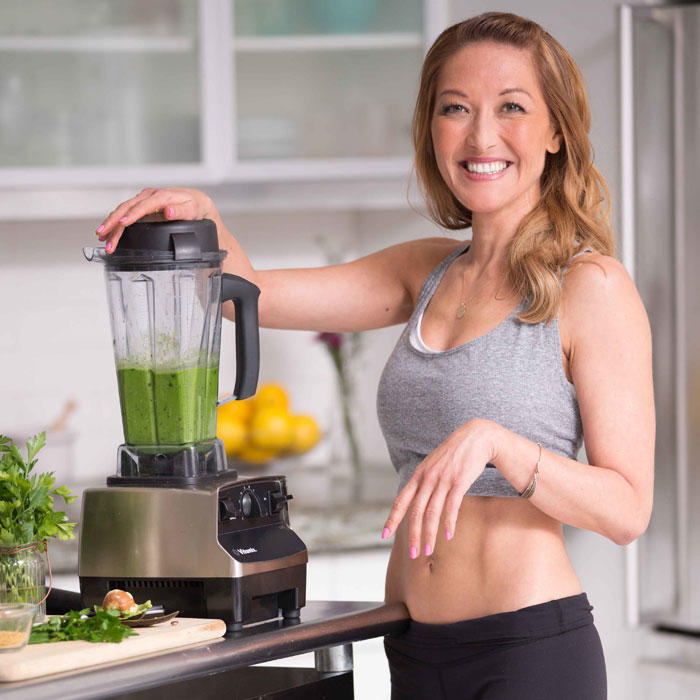 Clean Green Drinks with Candice Kumai