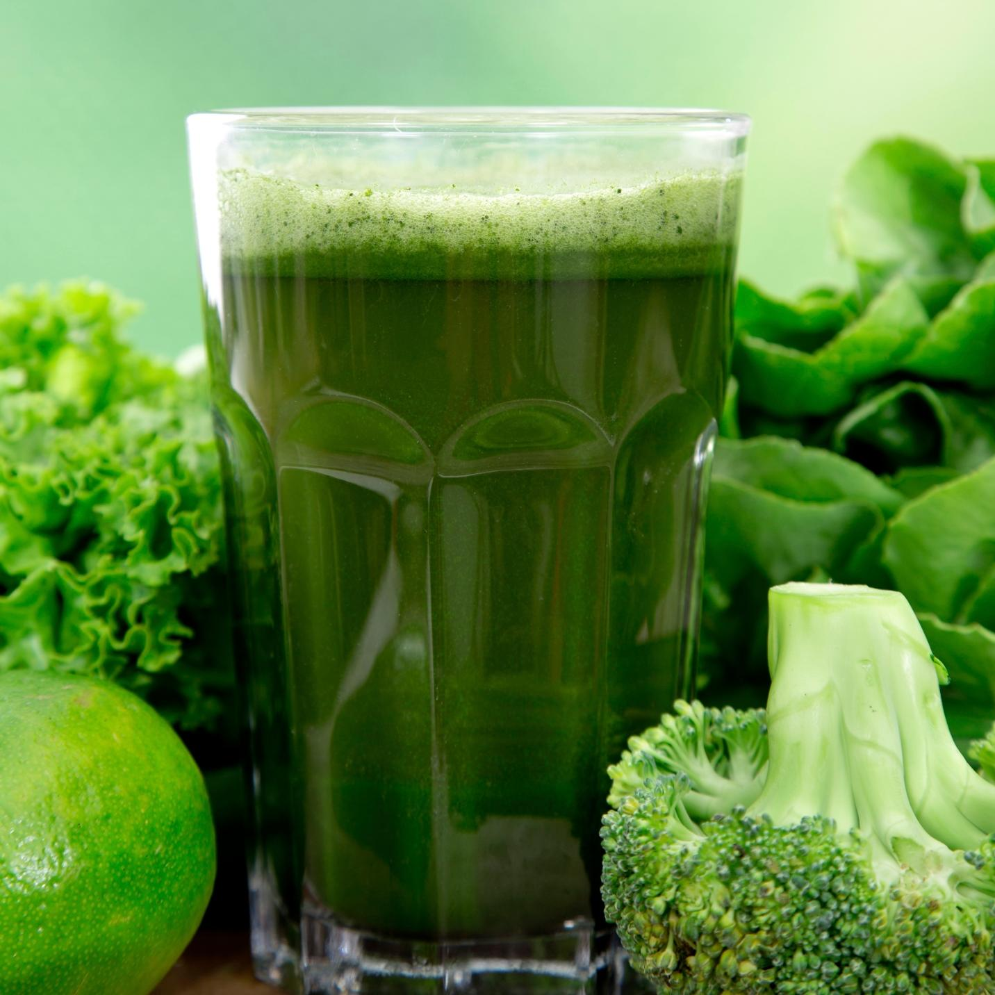 A Green Smoothie Recipe to Get You Back on Track